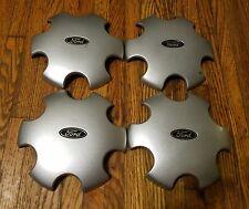 Set of 4 OEM 1995-00 Ford Contour Alloy Wheel Center Caps Hubcaps F6RZ-1130-VC