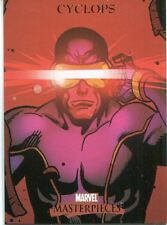 Marvel Masterpieces 2007 Base Card #20 Cyclops