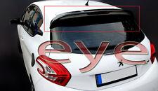 PEUGEOT 208 GTI AILERON / BECQUET / SPOILER