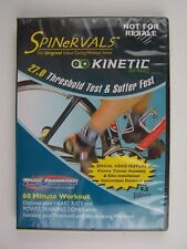 SpineRavls Competition 27.0 - Threshold Test & Suffer Fest Dvd New Sealed