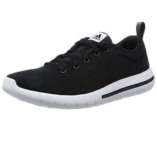 adidas New Men's Element Urban Run Trainers Textile Black White Running Sneakers