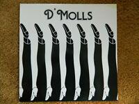 D'MOLLS - VINYL LP - SLEAZE/GLAM METAL- ATLANTIC RECORDS - VINYL=NM & COVER=VG++