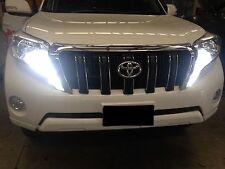 Toyota PRADO 2014-2016 low beam 30W H11 CREE LED HeadLamp bulbs pair