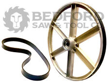 Bandsaw Wheel Tyre/Tire For Elektra Beckum BAS 315 & 316 Models
