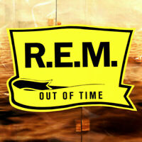 R.E.M. Out Of Time VINYL LP 180 Gram BRAND NEW Remastered w/ Download REM