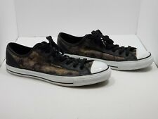 Converse All Star Camouflage Canvas Lace Up Low Top Shoes Men Size 13 Women 15