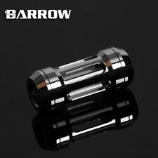 "Barrow G1/4"" Shiny Silver Liquid Cooling System Strainer Fitting Water Cooling"