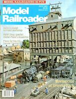 Model Railroader Magazine - July 1991