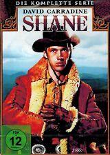 DVD-BOX NEU/OVP - Shane - Die komplette Serie - David Carradine