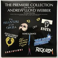 The Premiere Collection-The Best Of Andrew Lloyd Webber Record Vinyl LP  - (257)