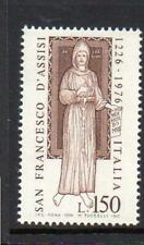 ITALY MNH 1976 SG1486 750TH DEATH ANV OF ST FRANCIS OF ASSISI