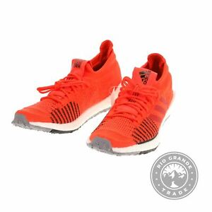 NEW adidas Men's Running PulseBOOST HD in Red / Hi Res Red / Core Black - 11.5 D
