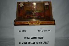 Code 3 1:64 City Of Chicago  #70 LUVERNE Fire Truck #12316