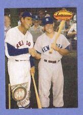 1994 Ted Williams Co. 500 Home Run Club MICKEY MANTLE insert   [NrMt-Mint]  QTY