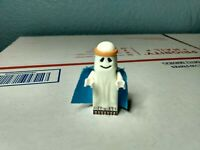 LEGO The Lego Movie GHOST VITRUVIUS Collectible Minifigure 70818 Missing Staff