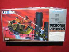 Lensman PICRONIA Dem & Sig 1984 TOMY Model Kit 1/72 Fighting Bike RARE Vintage