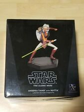 GENTLE GIANT STAR WARS CLONE WARS AHSOKA TANO MAQUETTE 💥FREE SHIPPING💥 🤙