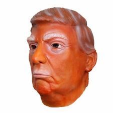 Donald Trump Quality Latex Mask Men's fancy dress costume accessories