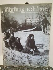 1971 Flying Chips Laminated Toboggan Woodworking How To Make Build Wood 8 Foot