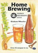 Camra Guide to Home Brewing,Graham Wheeler- 9781852491376