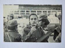 NICARAGUA MANAGUA Orlando Valenzuela  old postcard vecchia cartolina