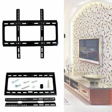 Plasma LCD LED 32 37 40 42 46 48 50 55 58 FIXED TV WALL BRACKET MOUNT RACK