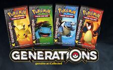 4x Quantity Pokémon Individual Cards in English