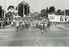 1982 Original Photo British-American Marathon Race in Tampa and St. Pete Florida