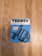 Terry Tennis Racket Clip NOS