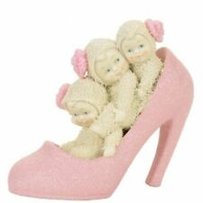 Snowbabies If The Shoe Fits Pink Shoe Figurine 4058778 Brand New