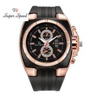 Fashion Men's Silica Students Sports Quartz Military Wrist Watch Digital Watches