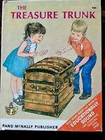 The Treasure Trunk ~ Large Start Right Elf Book ~ Vintage Children's Book