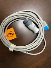 Ge Ts N3 Trusignal Spo2 Interconnect Cable With Datex Connector 3m10ft