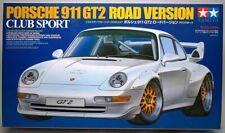 1/24 Porsche 911 GT2 Clubsport - Road Version - Tamiya Model kit