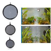 Aquarium Air Bubble Stone Aerator FishTank Pump Hydroponic Oxygen Diffuser Plate
