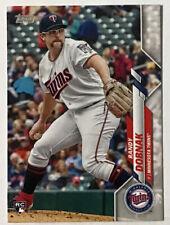 2020 Topps Series 2 Base #464 Randy Dobnak RC Minnesota Twins