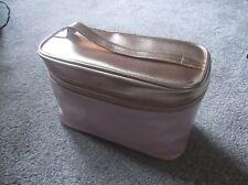 Rose Gold Vanity Case Toiletry Bag Makeup bag NEW