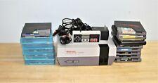 Original Nintendo NES Console With 15 Games & 1 Controller