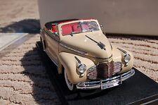 Danbury Mint 1941 Chevrolet Special Deluxe 1:24 Diecast Car W/COA & BOX!!!!