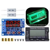 7 Digital 18650 Li-ion Lithium Lead-acid Waterproof LCD Battery Capacity Tester