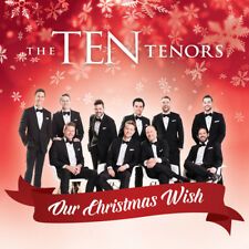 the ten tenors our christmas wish new cd