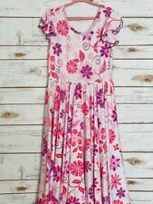 Dot Dot Smile Twirl Dress 8/10 Worn Once Empire Floral