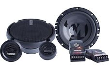 """Memphis Audio PRX60C 6-3/4"""" Component Speaker System With Tweeters 6.5"""" *NEW"""