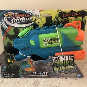Nerf Super Soaker Zombie Strike Revenge Infector Squirt Water Gun Toy New