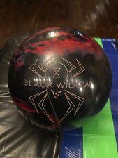 15# Black Widow Bowling Ball