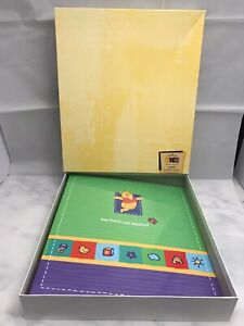 Hallmark Stories Winnie the Pooh Fun Times and Whatnot Large Photo Album -New