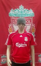 Liverpool FC 2006-2008 Original Adidas Football Shirt (Adult Small)