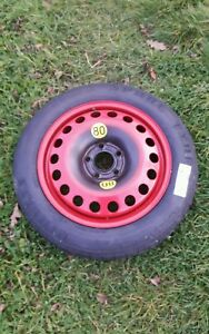 SAAB 9-3 2003-2007 SPARE WHEEL T 125/85 R16