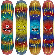 Bataleon Minishred Enfants Snowboards Freestyle Tous Mountain Twin 2021 Neuf