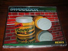CD maxi single SWEETBOX feat.TEMPEST remix BOOYAH here we go KERNEY rosan NIQUE
